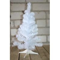 Mažytė balta kalėdinė eglutė