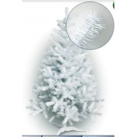 Balta kalėdinė eglutė