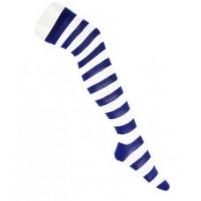 Jūreiviškos kojinės (dryžuotos)