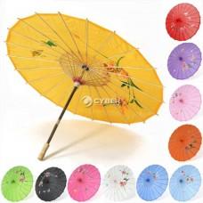 Japoniškas skėtis (rožinis)