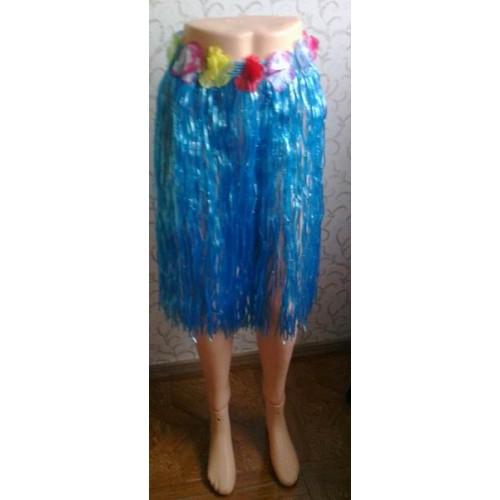 Havajų sijonai (60 cm ilgio) - 4 spalvų pasirinkimai