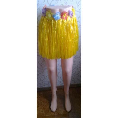 Havajų sijonai (40 cm ilgio) - 8 spalvų pasirinkimai