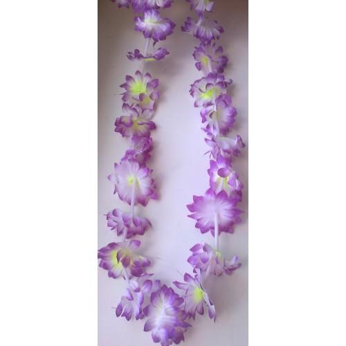 Mažos havajietiškos girliandos (6 spalvų pasirinkimai)