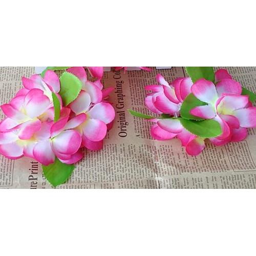 Havajietiškos gėlių apyrankės (pasirenkamos spalvos)