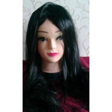 Juodas perukas