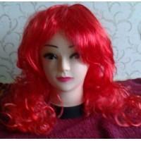 Raudonas perukas