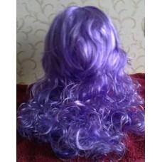 Violetinis perukas (alyvinis)