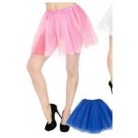 Tutu tiulio sijonas (rožinis)