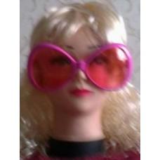 """Rožiniai akiniai """"Musės"""""""